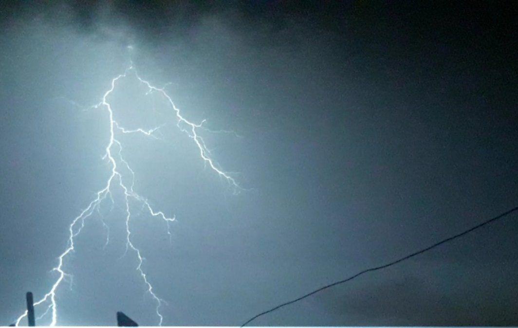 Sigue vigente el alerta por tormentas severas en Jujuy