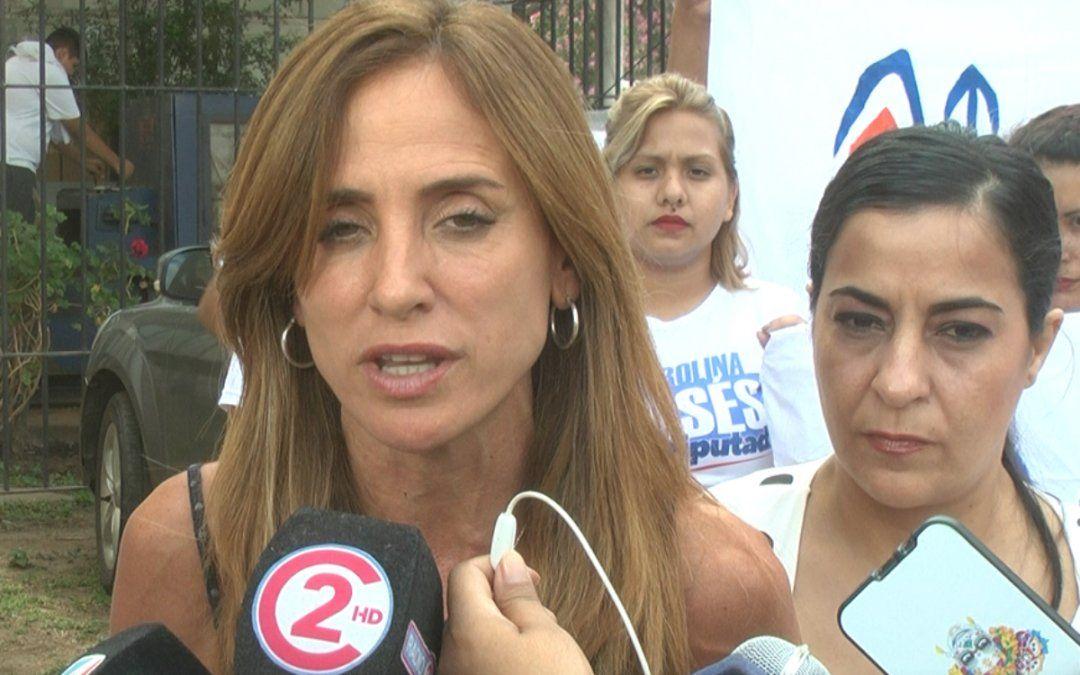 La coordinadora del programa Argentina Contra el Hambre visitó Jujuy