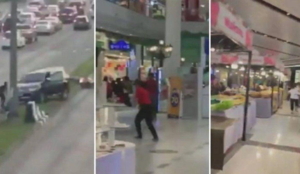 Conmoción en Tailandia: un soldado mató a 12 personas en un shopping