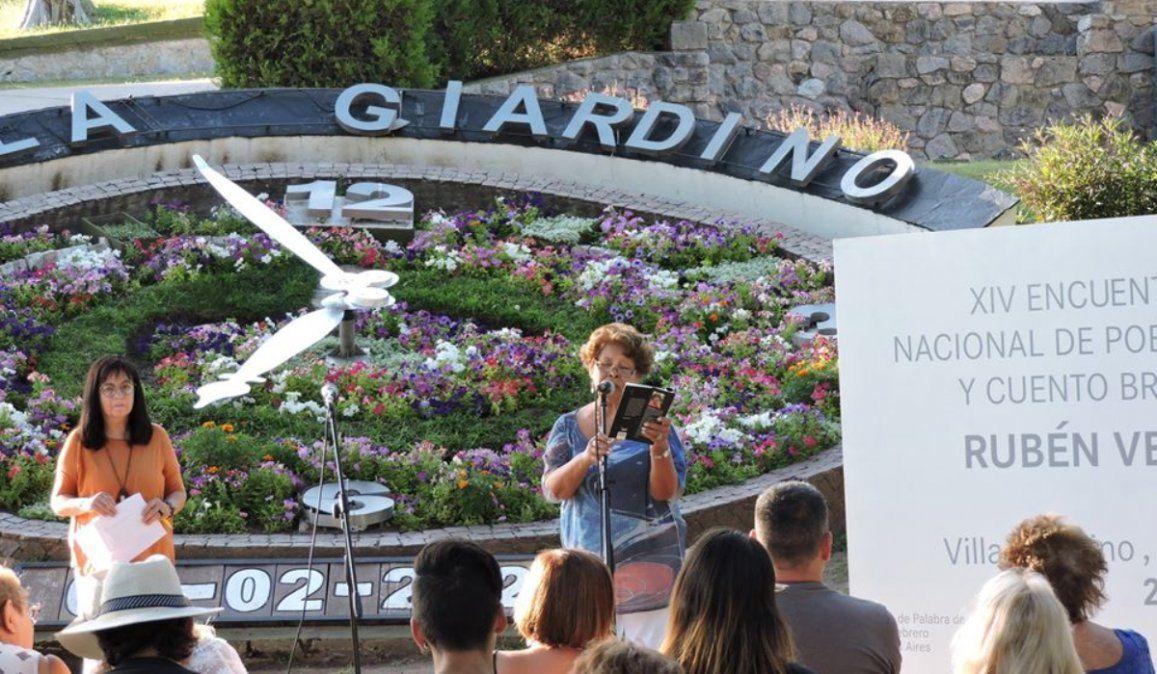 Encuentro Literario en Giardino