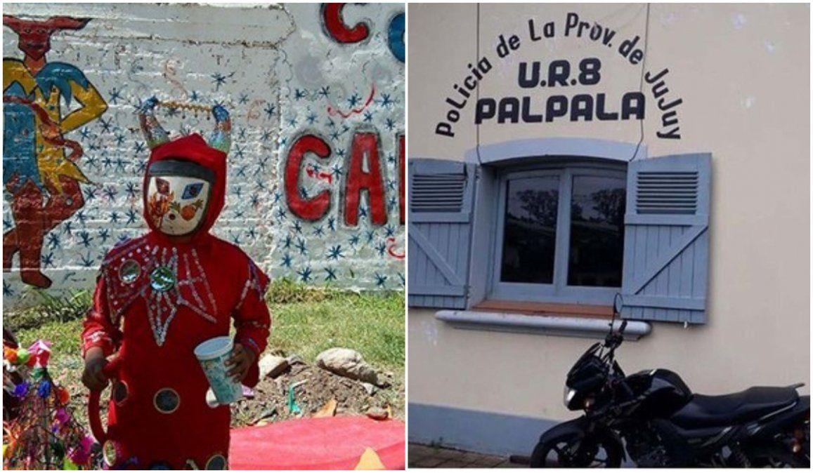 Detuvieron a tres personas por generar disturbios en un desentierro en Palpalá