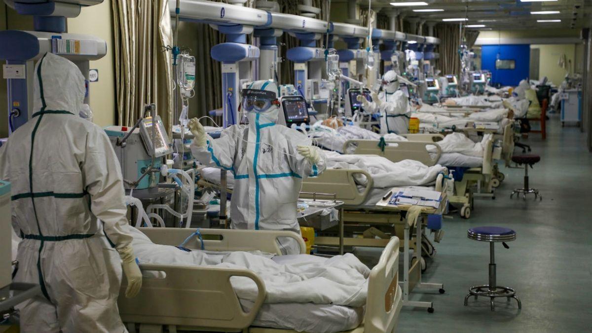 Las muertes por coronavirus en China superan los 1.016 casos, con 42.638 infectados