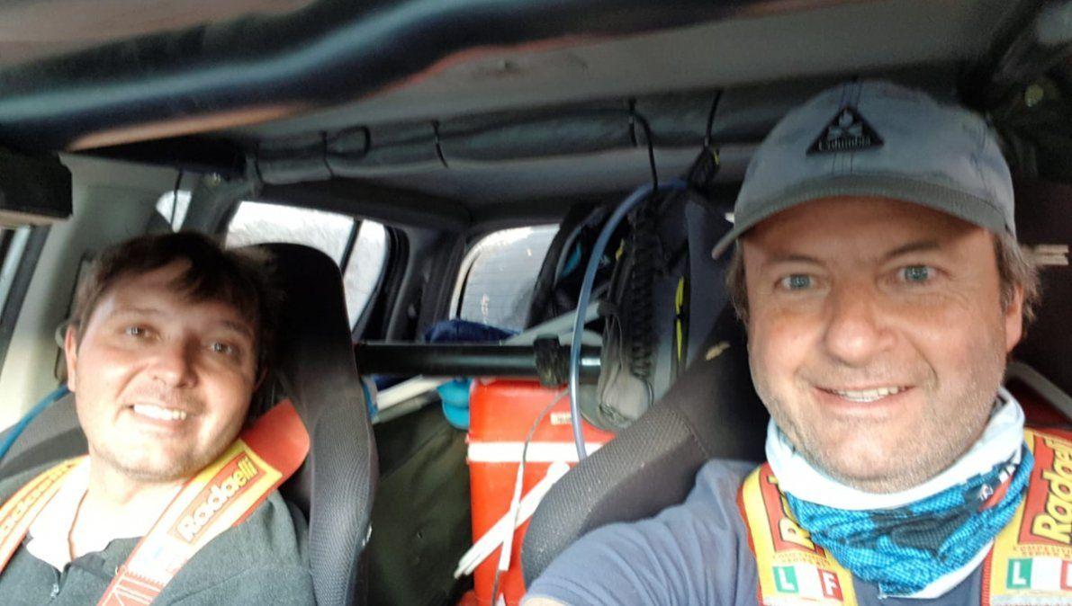 South American Rally Race con presencia jujeña