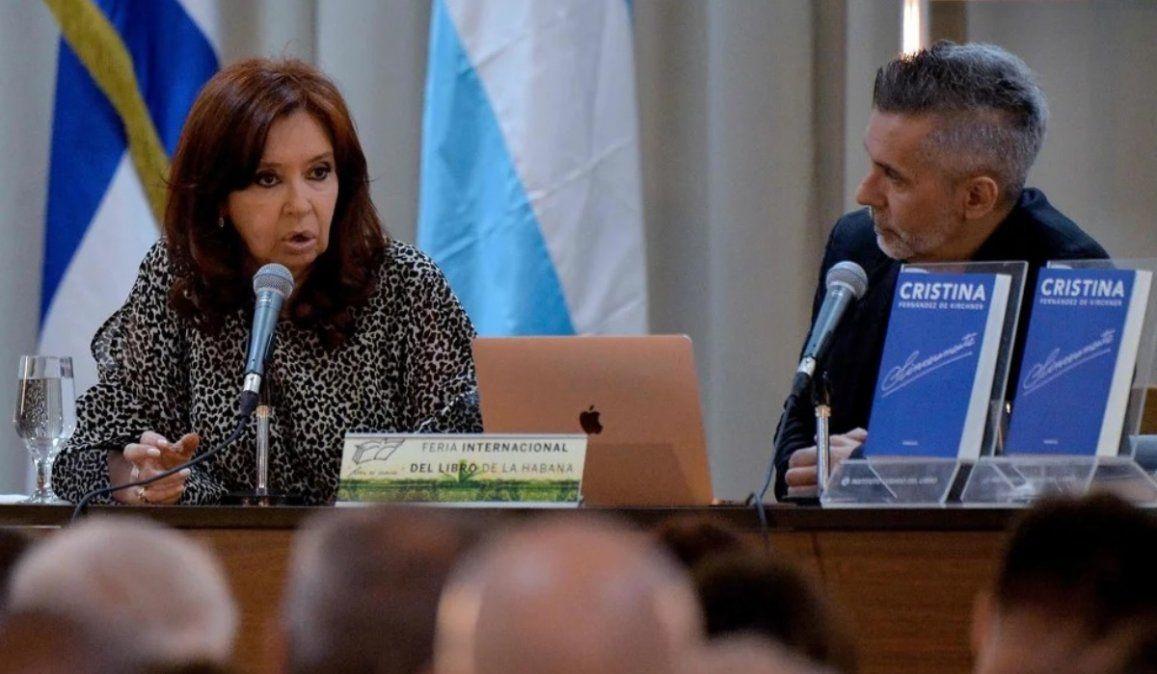 Denunciaron a Cristina Kirchner por sus dichos contra los italianos