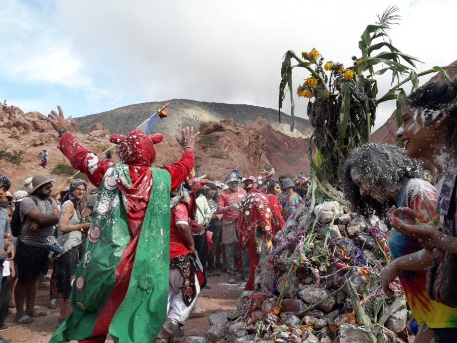 El Carnaval ya se vive en Purmamarca: Conocé el cronograma de actividades