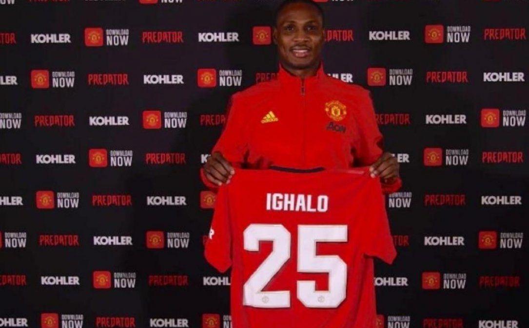 Manchester United separa a futbolista nigeriano por el coronavirus