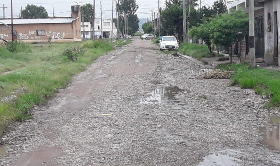 Crece la preocupación por barrios que llevan casi una semana sin agua