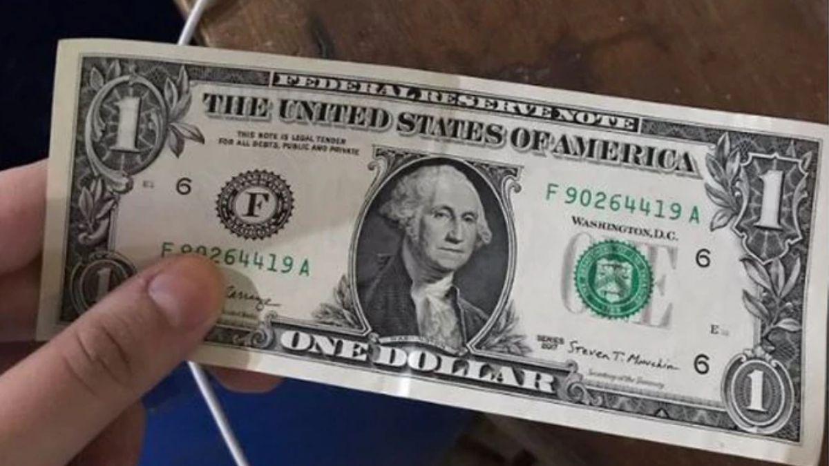 Le dieron un dólar de propina y recibió consejos desopilantes sobre ahorro y economía