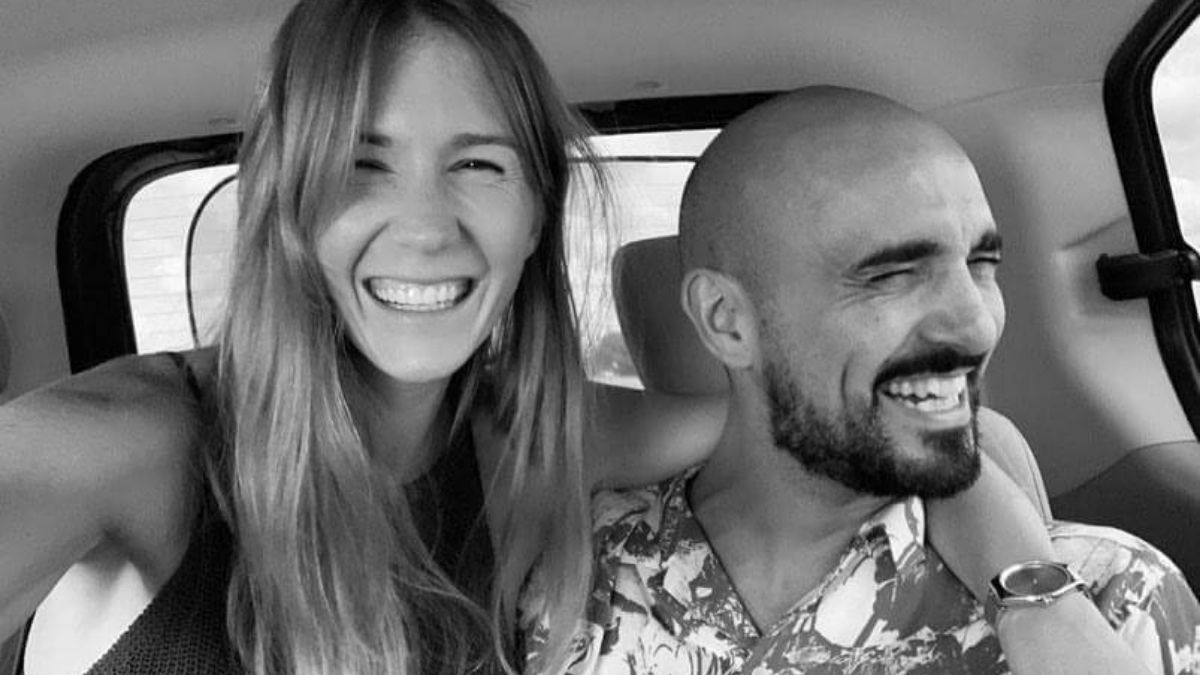 San Valentín: Abel Pintos derritió las redes con un romántico posteo para su novia