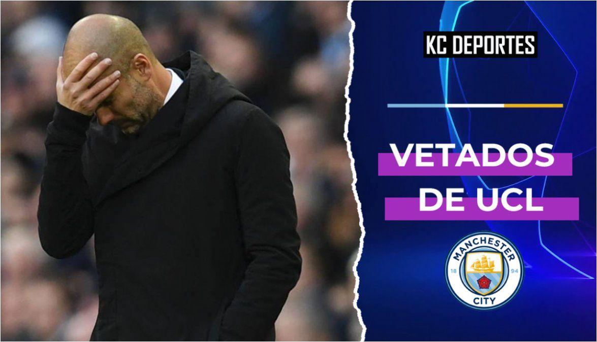 Dura sanción para Manchester City: dos años sin Champions