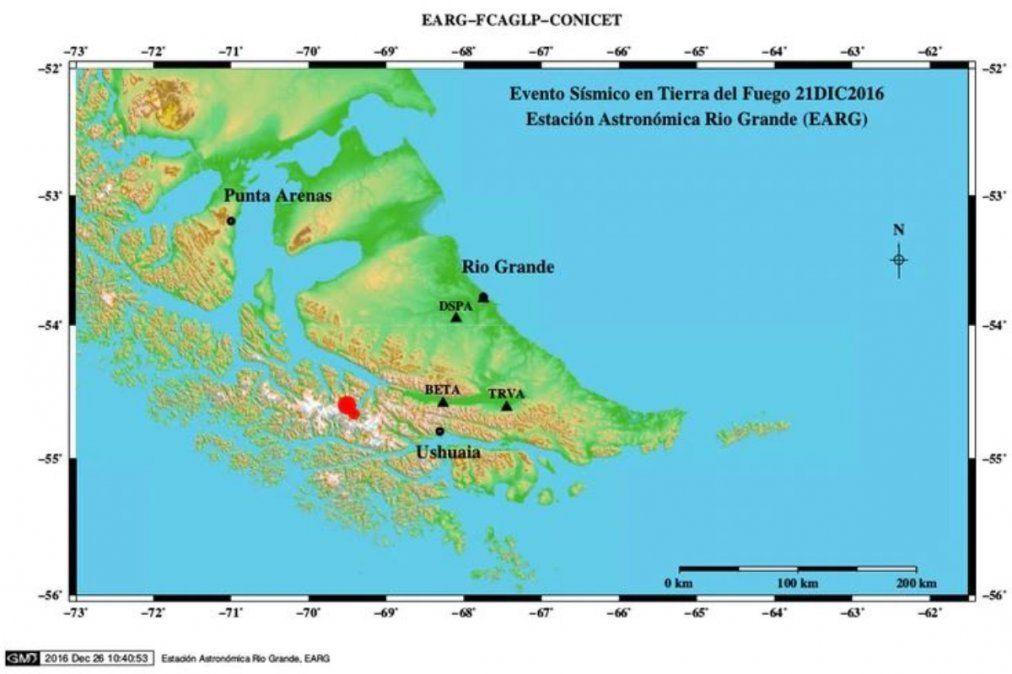 Geólogo advirtió sobre la posibilidad de un tsunami en Tierra del Fuego y Santa Cruz