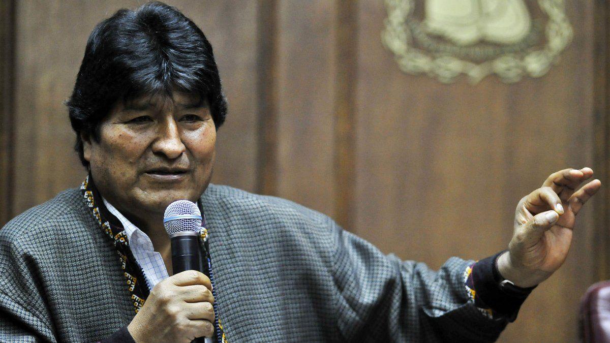 Evo Morales volvió a Argentina tras ser atendido en Cuba