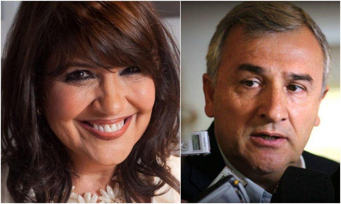 Morales sobre los dichos de Vernaci: me molesta que se rían del pueblo jujeño