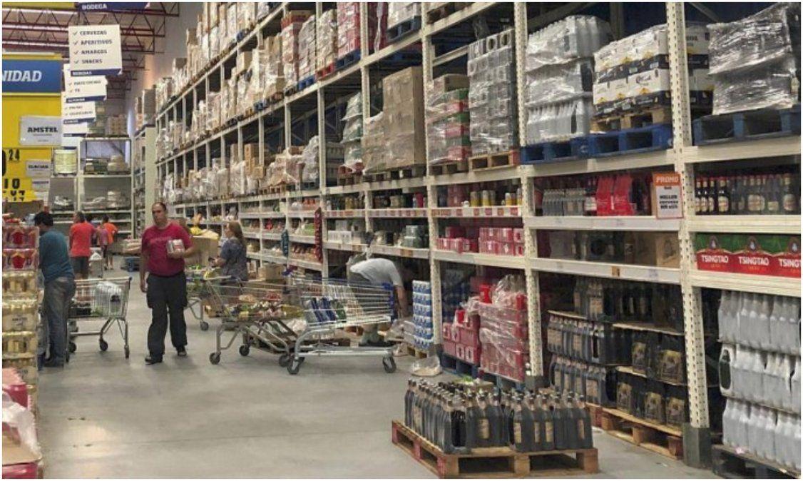 Precios Cuidados llega a supermercados mayoristas con 59 productos