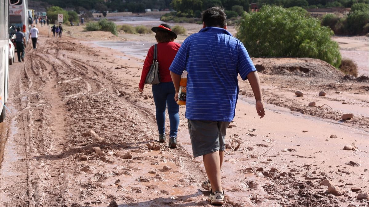 Crecidas y cortes desnudan la falta de un plan de desarrollo de infraestructura en la Quebrada