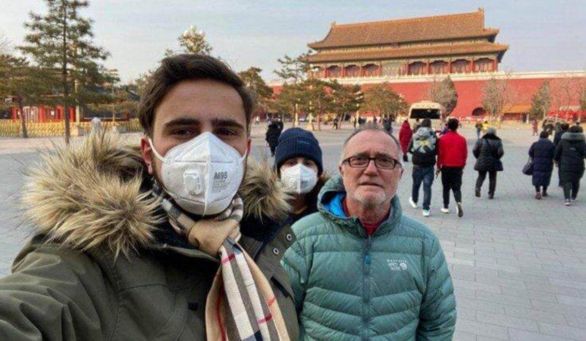 Viajaron a China y volvieron a la Argentina: