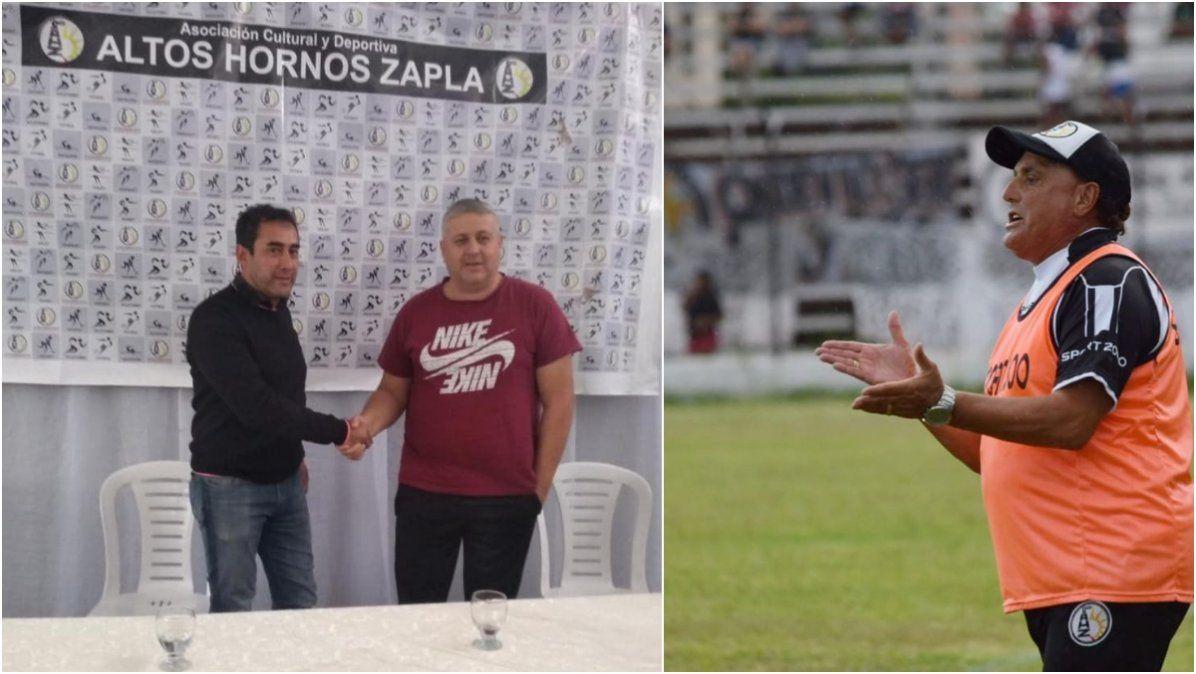 Recuperado, Priseajniuc vuelve a Zapla ¿Seguirá Salvador Ragusa?