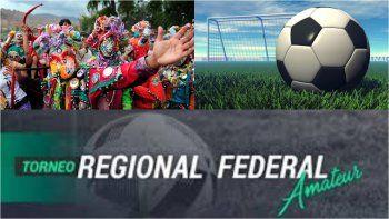 El Regional en Jujuy modo carnaval: así se juega la cuarta fecha