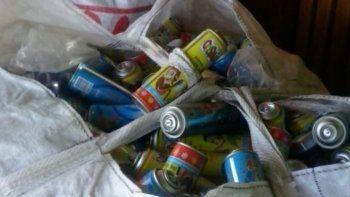 Carnaval ecológico: canjearán envases de espuma por útiles, juguetes o bolsas