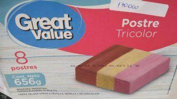 Retiraron un helado de crema de una conocida marca por una bacteria