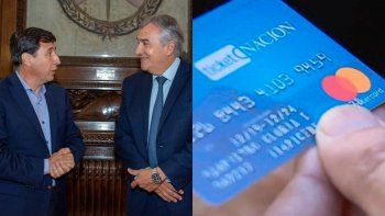 El ministro Arroyo puso en marcha la tarjeta alimentaria en Jujuy