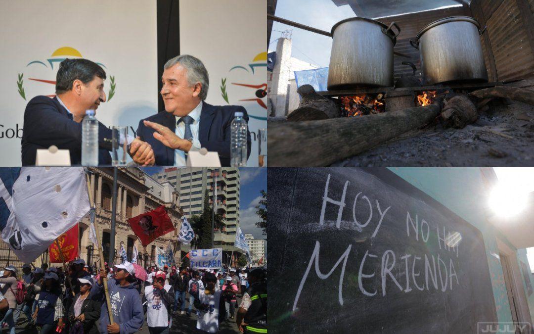 Hambre en Jujuy: La ayuda de Nación expone las falencias en la asistencia