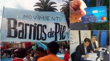 Organizaciones sociales piden extender la tarjeta alimentaria