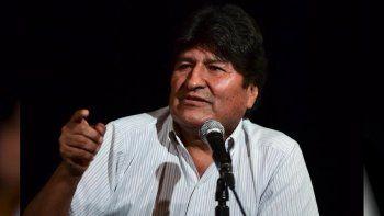 Evo Morales, tras ser inhabilitado para las elecciones: