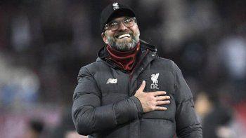 La carta de Klopp al nene que le pidió que Liverpool deje de ganar