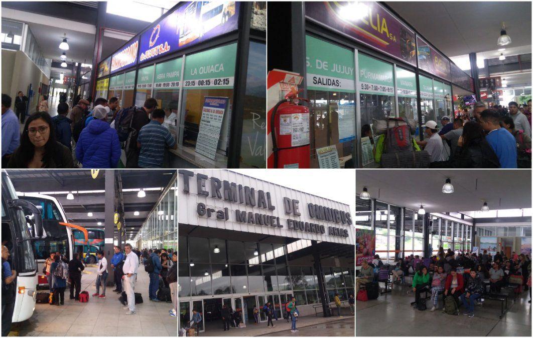 Explota el Norte: empresas agotaron los boletos para la Quebrada