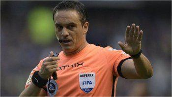 Designación de árbitros para las revanchas de Libertadores y Sudamericana