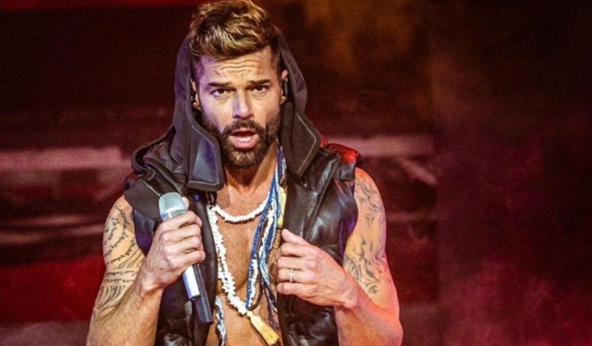 Los pedidos de Ricky Martin para su show en Córdoba: velas, pan recién hecho y agua importada