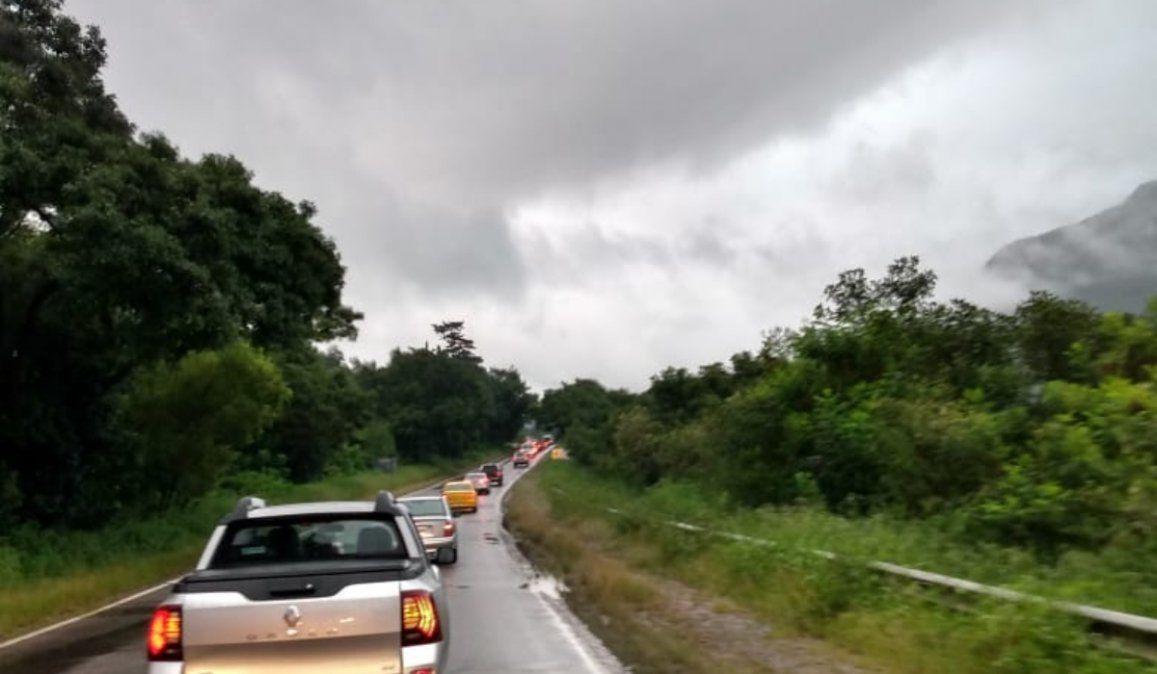 Siguen subiendo vehículos al norte: mirá el estado de las rutas