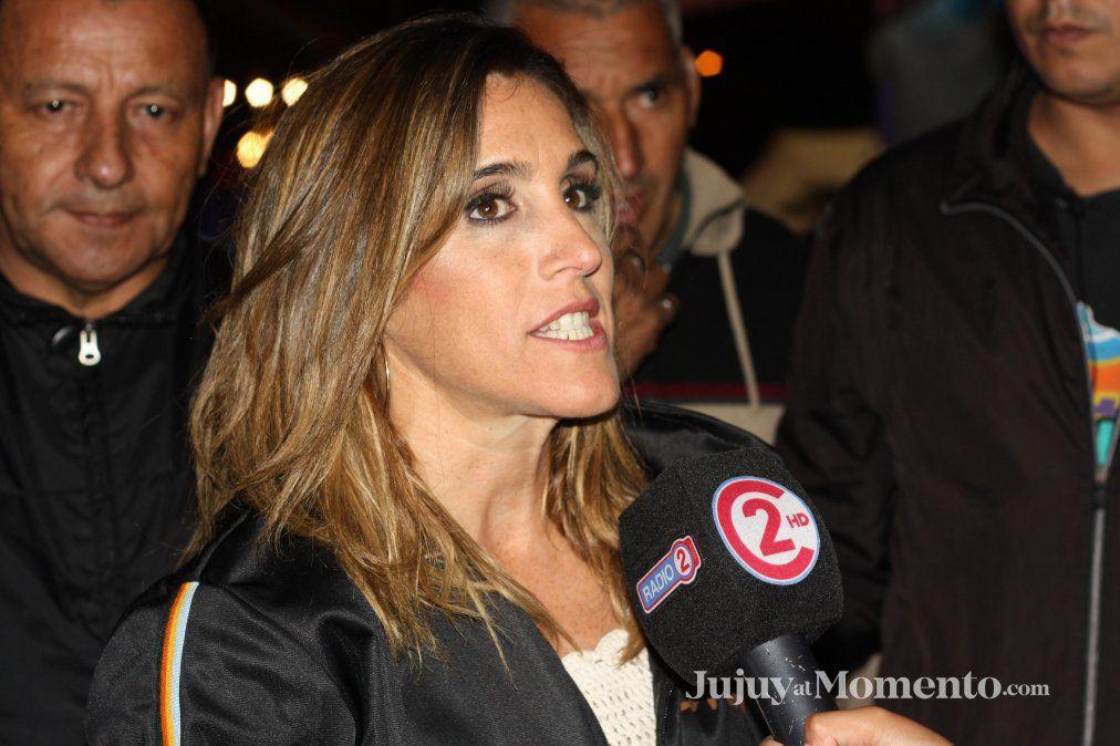 Los famosos también disfrutan del carnaval en Jujuy