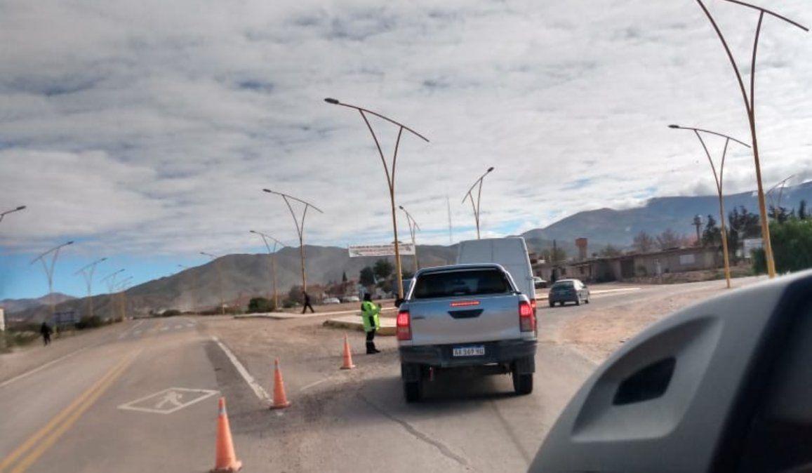 Desentierro del carnaval: un éxodo de vehículos sube a la Quebrada