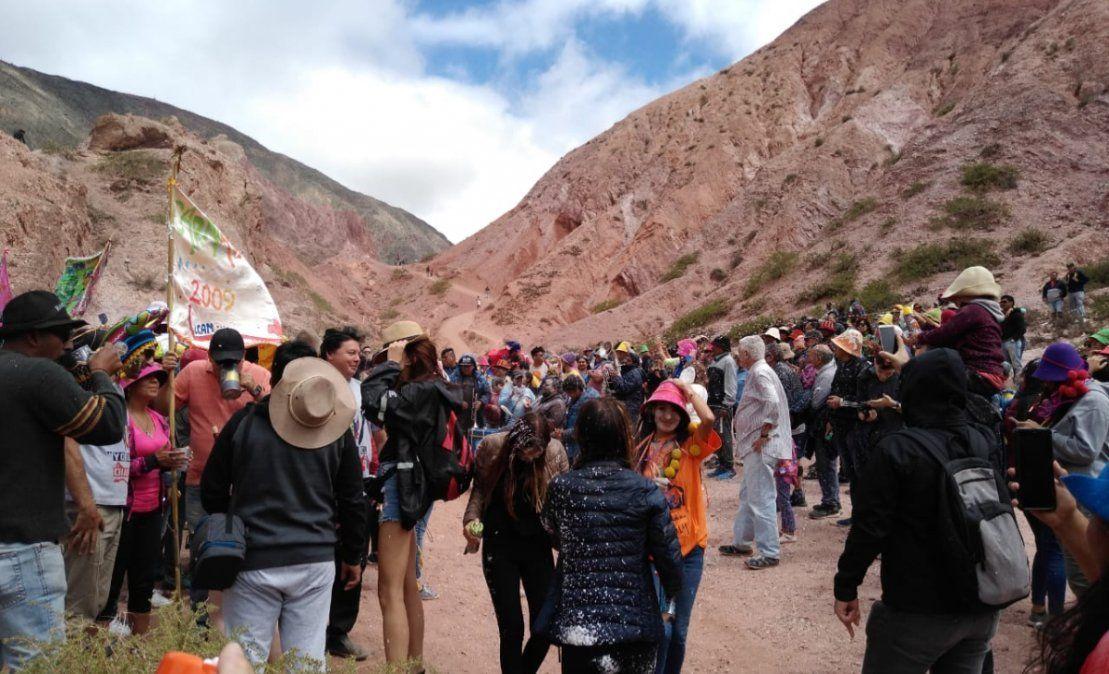 Carnaval: Según el gobierno llegaron más de 50 mil turistas a la provincia