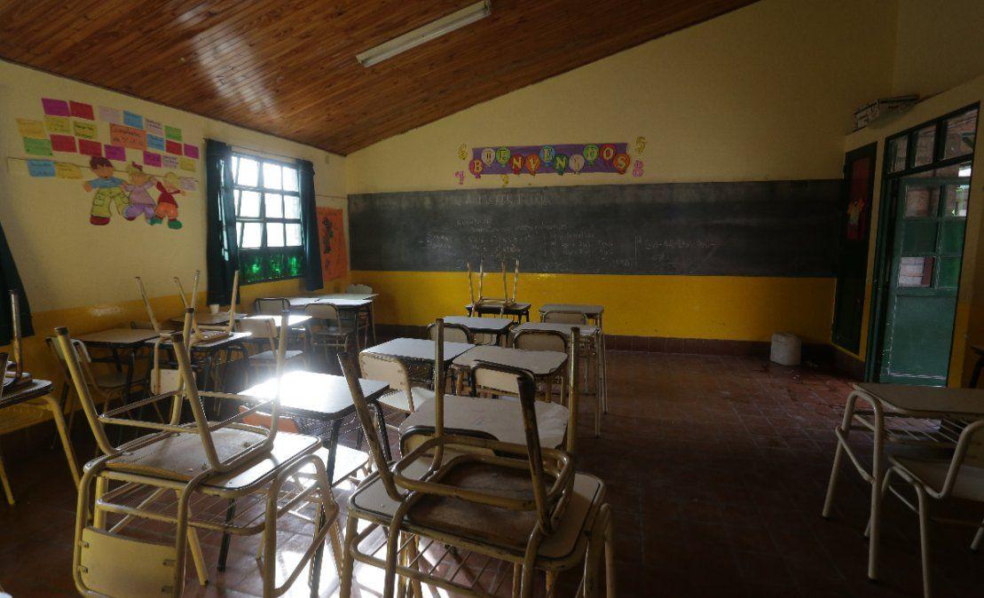 Desde Ate aseguran que hay escuelas que no están en condiciones
