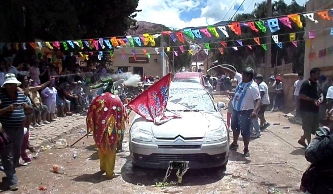 Martes de Chaya, un día para agradecer y despedir el carnaval grande
