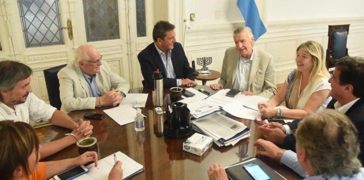 Jubilaciones de privilegio: el oficialismo aceptó cambios al proyecto