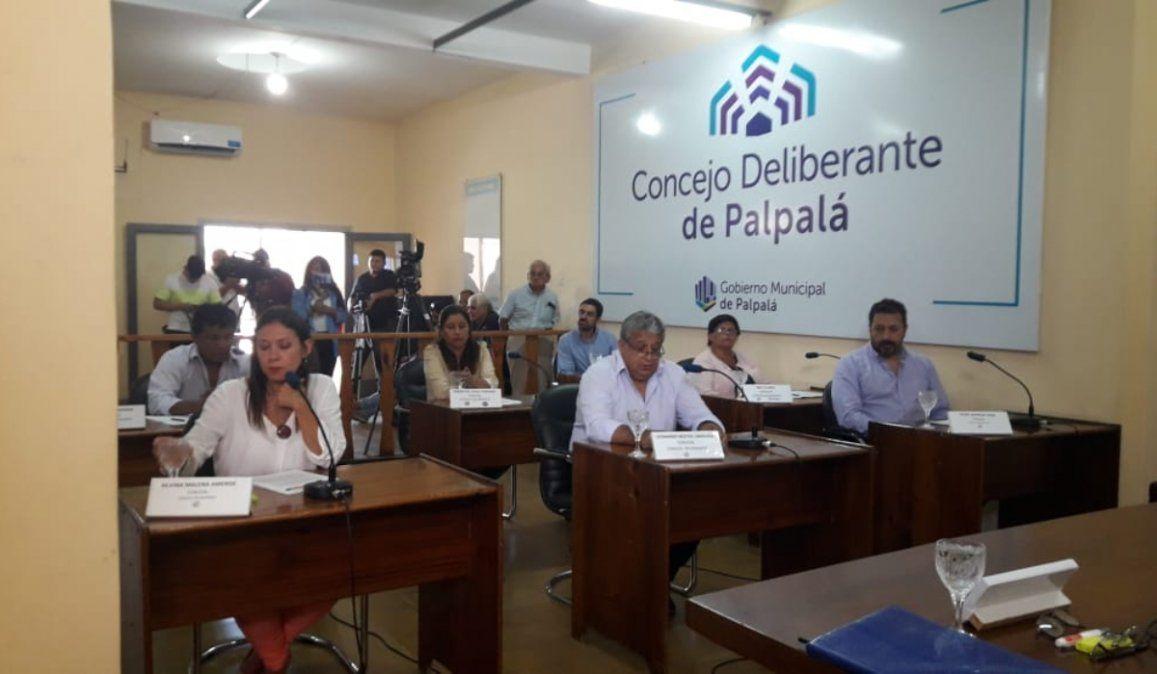 El Concejo palpaleño aprobó la emergencia tarifaria