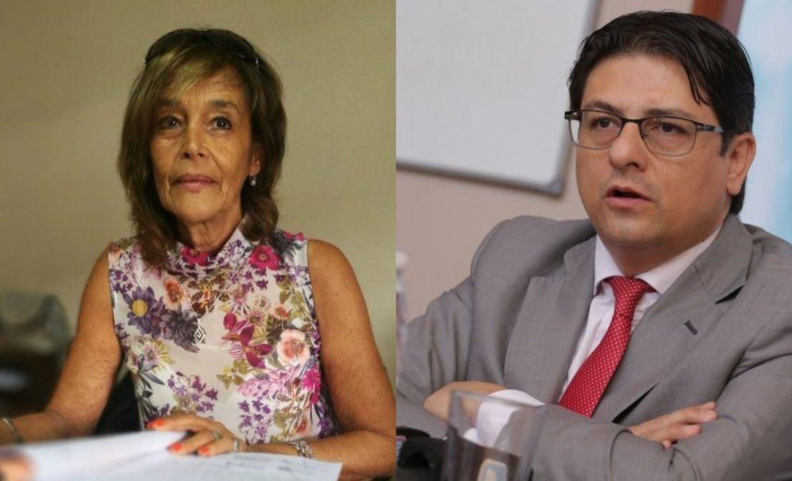 Una fiscal denunció persecución por parte del titular del MPA