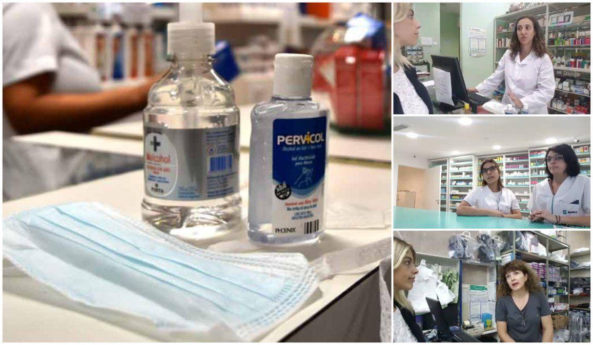 Coronavirus: subió la demanda de barbijos en Jujuy y hay farmacias desabastecidas