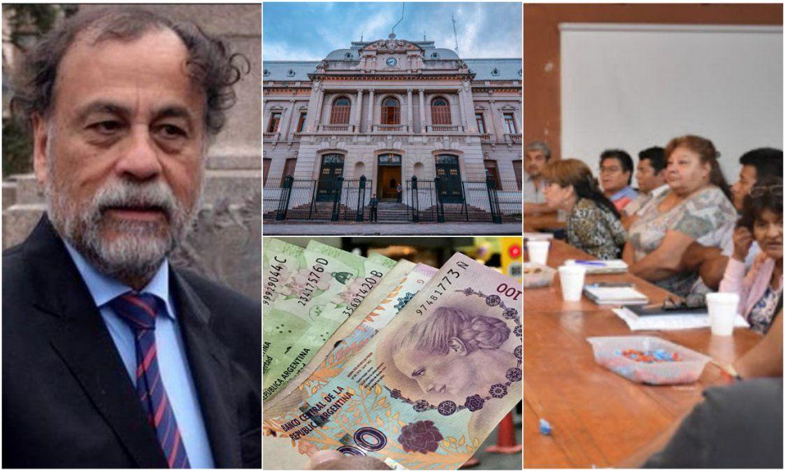 Gremios irán con el planteo primordial de cerrar la paritaria 2019