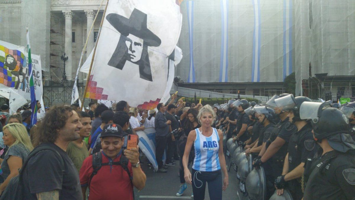 Jujuy, atrapada entre Cuba y Chetoslovaquia
