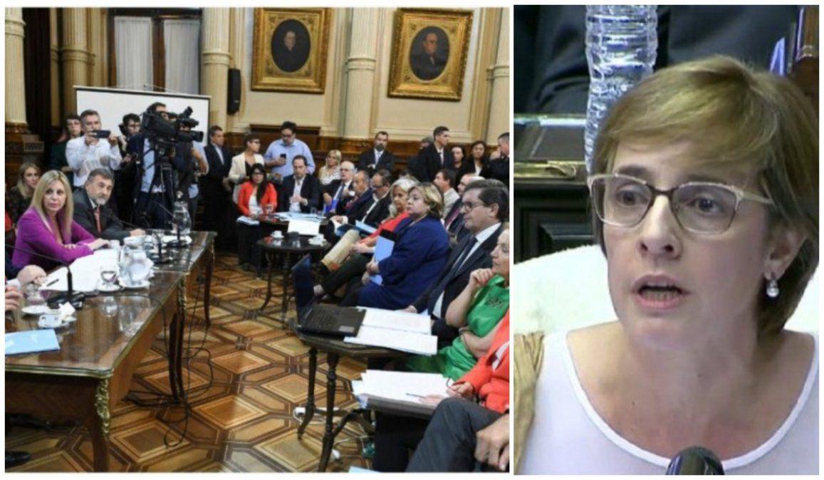 Para Burgos, el pedido de intervención lleva la letra interna a la liberación de Milagro Sala
