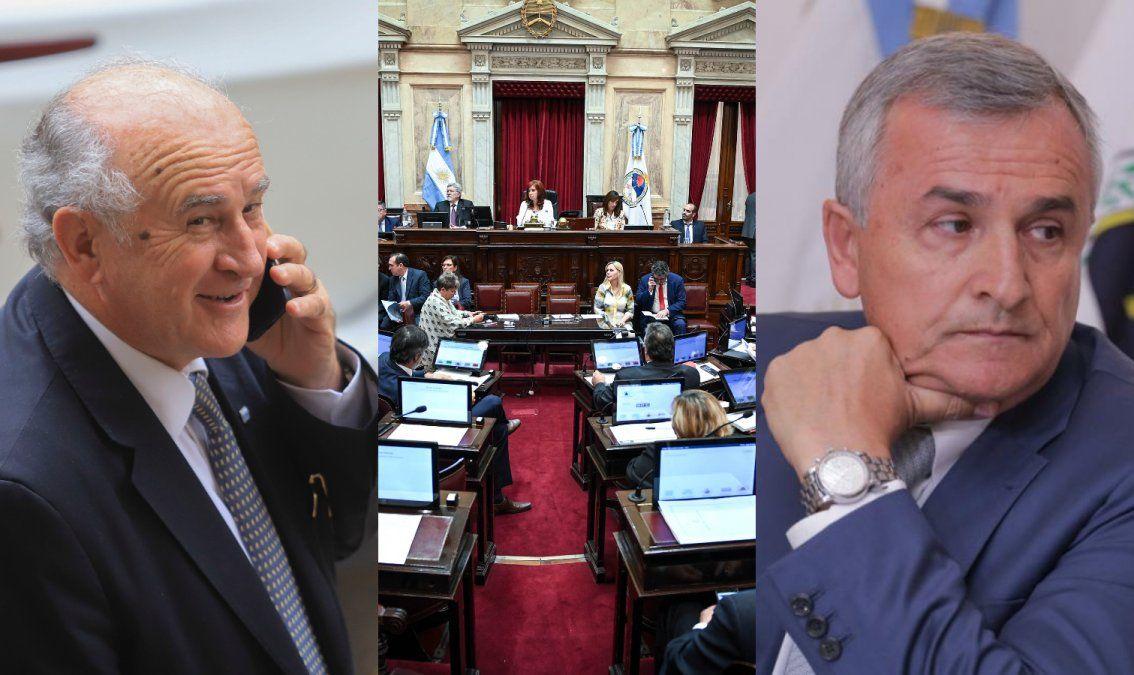 Parrilli desafió a Gerardo Morales: si está tranquilo, que lo investiguen
