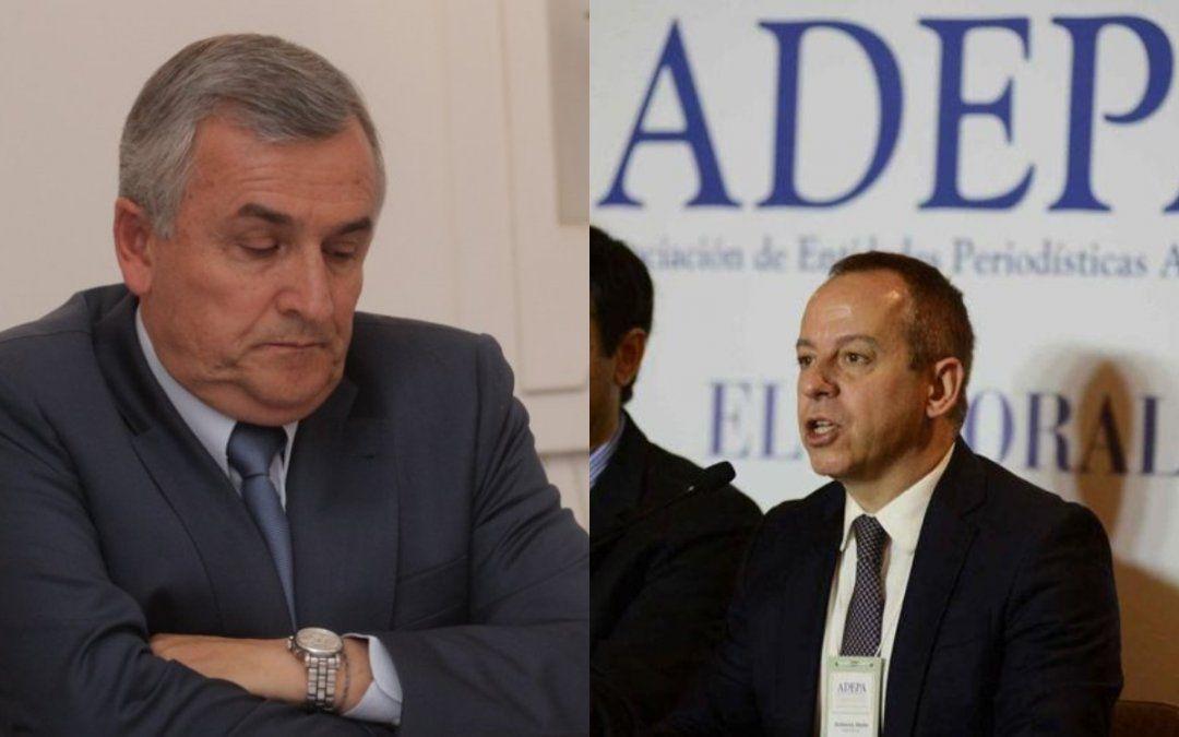 Fuerte crítica de ADEPA al gobierno jujeño por recomendar evitar el consumo de los medios