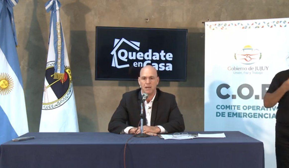 Jujuy reportó 35 detenidos en menos de un día por incumplir la cuarentena