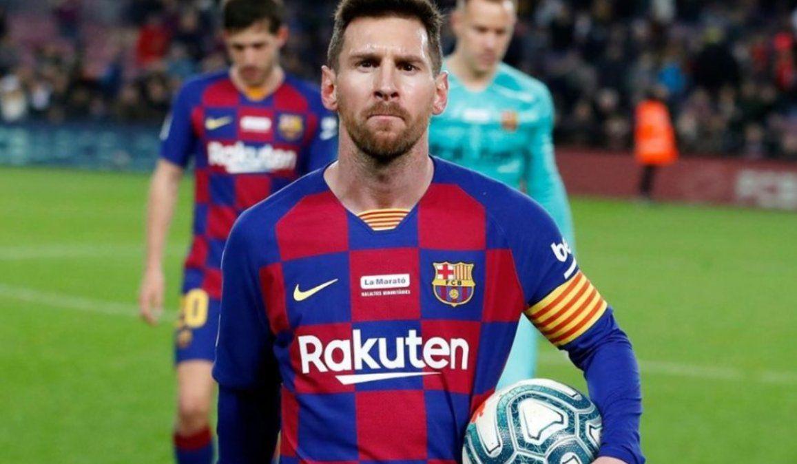 Messi realiza una importante donación a hospitales de Argentina y Barcelona