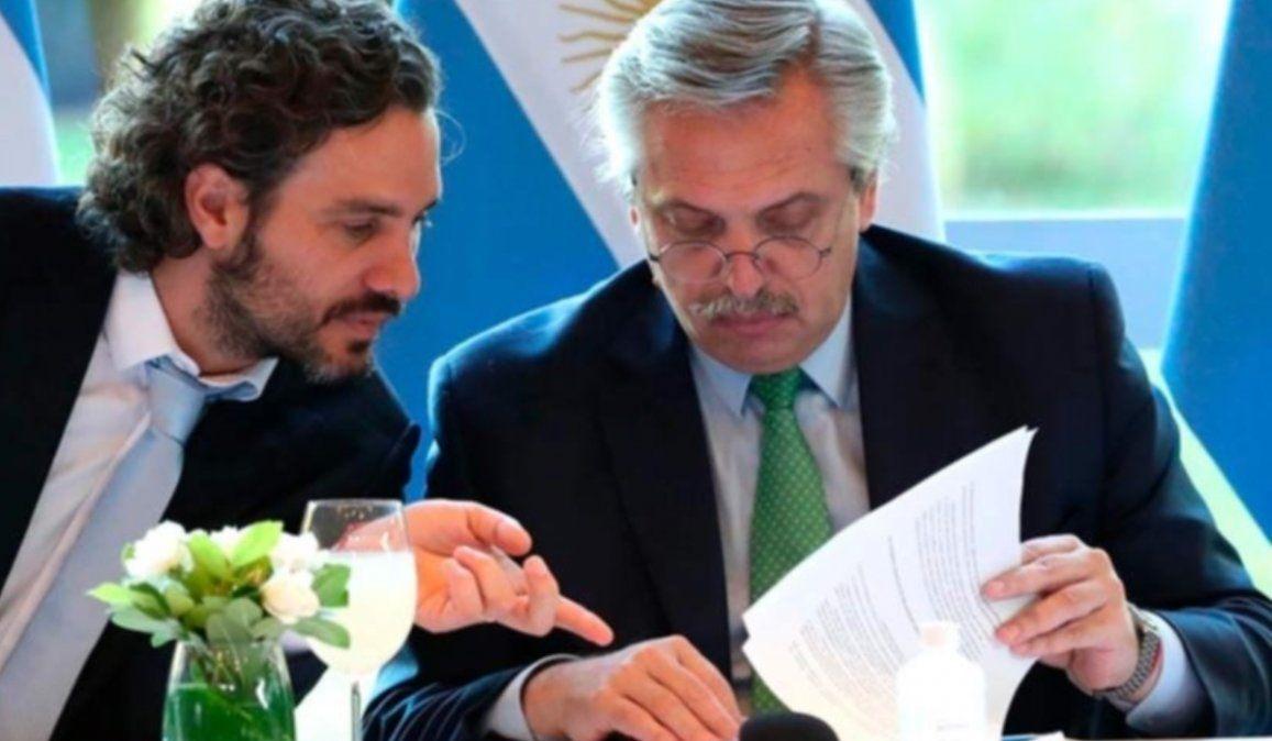 Alberto Fernández firmó un DNU para prohibir los cortes de servicios esenciales